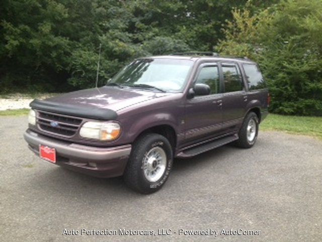 "1997 Ford Explorer 4-Door 112"" WB AWD"