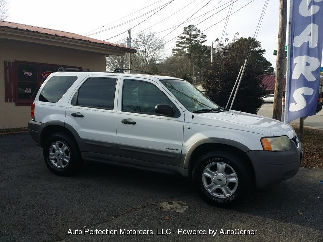 "2002 Ford Escape 4-Door 103"" WB XLT"