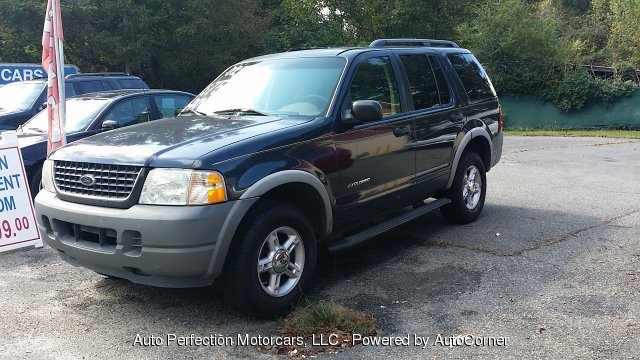 "2002 Ford Explorer 4-Door 114"" WB XLS"