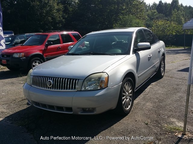2005 Mercury Montego 4-Door Sedan AWD Premier