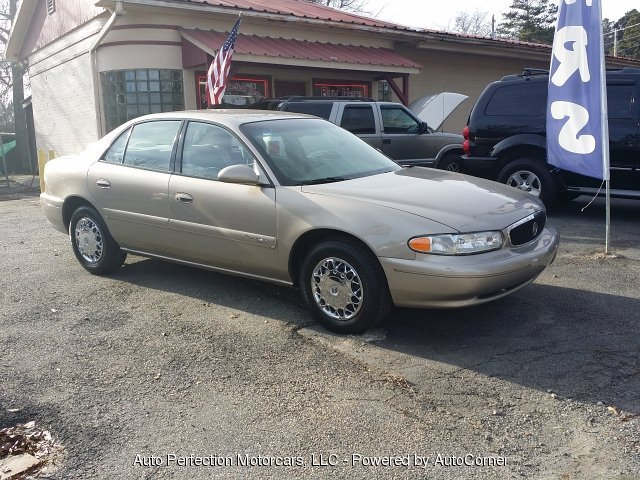 2001 Buick Century 4-Door Sedan Custom